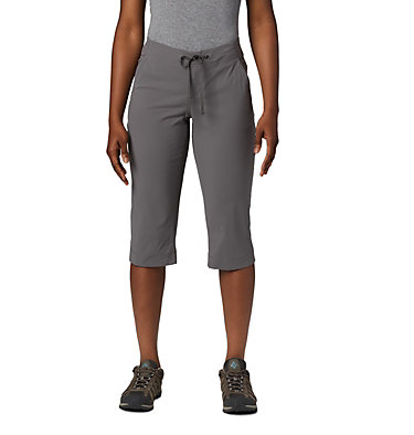 Women's Anytime Outdoor™ Capri Anytime Outdoor™ Capri | 249 | 2, City Grey, front