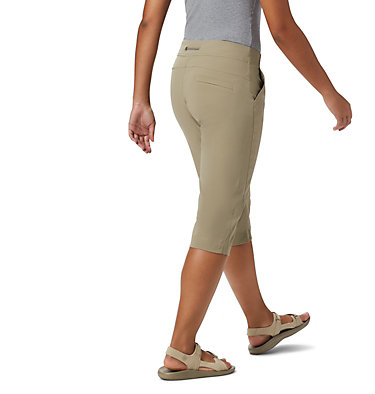 Women's Anytime Outdoor™ Capri Anytime Outdoor™ Capri | 249 | 4, Tusk, back
