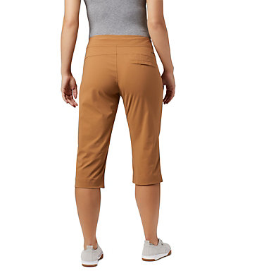 Women's Anytime Outdoor™ Capri Anytime Outdoor™ Capri | 249 | 4, Light Elk, back