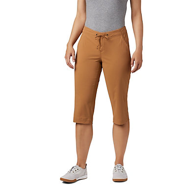 Women's Anytime Outdoor™ Capri Anytime Outdoor™ Capri | 249 | 4, Light Elk, front