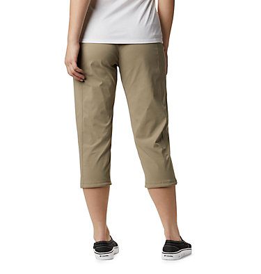 Women's Just Right™ II Capri Pant Just Right™ II Capri Pant | 023 | 2, Tusk, back