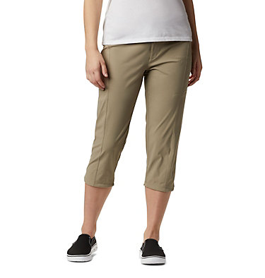 Women's Just Right™ II Capri Pant Just Right™ II Capri Pant | 023 | 2, Tusk, front