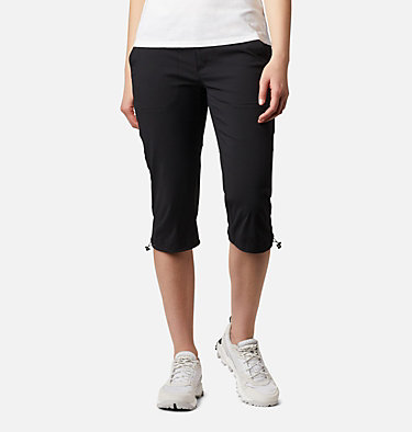 Saturday Trail™ II knielange Hose für Damen Saturday Trail™ II Knee Pant | 160 | 2, Black, front