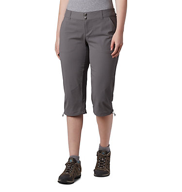 Women's Saturday Trail™ II Knee Pant Saturday Trail™ II Knee Pant | 265 | 2, City Grey, front