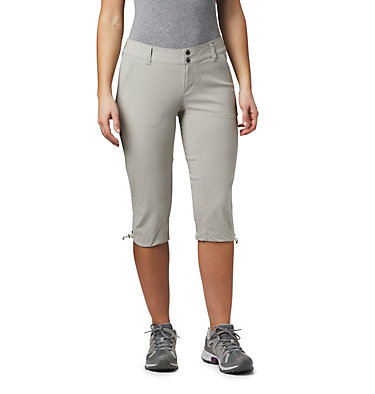 Pantacourt Saturday Trail™ II pour femme Saturday Trail™ II Knee Pant | 010 | 10, Flint Grey, front