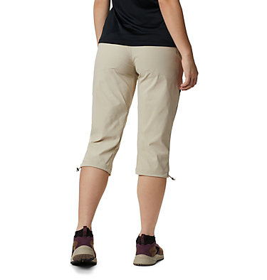Saturday Trail™ II knielange Hose für Damen Saturday Trail™ II Knee Pant | 160 | 2, Fossil, back