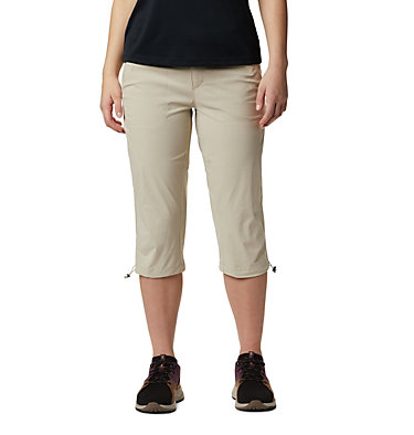 Saturday Trail™ II knielange Hose für Damen Saturday Trail™ II Knee Pant | 160 | 2, Fossil, front