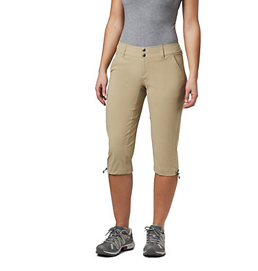 Women's Saturday Trail™ II Knee Pant Saturday Trail™ II Knee Pant | 265 | 2, British Tan, front