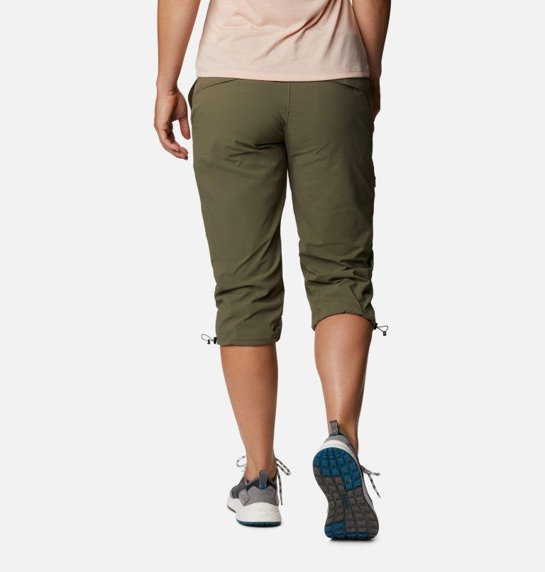 Saturday Trail™ II Knee Pant | 397 | 14 Women's Saturday Trail™ II Knee Pants, Stone Green, back