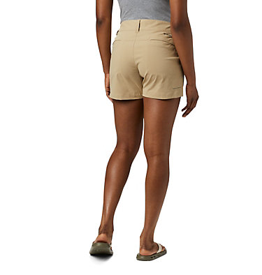 Women's Saturday Trail™ Shorts Saturday Trail™ Short | 265 | 16, British Tan, back