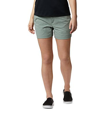 Women's Saturday Trail™ Shorts Saturday Trail™ Short | 265 | 16, Light Lichen, front