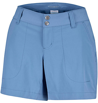 Shorts Extensible Saturday Trail™ Femme Saturday Trail™ Short | 653 | 14, Blue Dusk, front