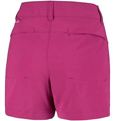 Shorts Extensible Saturday Trail™ Femme Saturday Trail™ Short | 653 | 14, Wine Berry, back