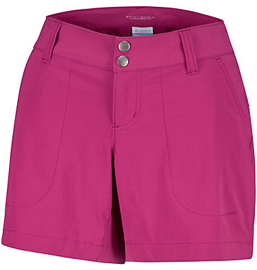 Shorts Extensible Saturday Trail™ Femme Saturday Trail™ Short | 653 | 14, Wine Berry, front