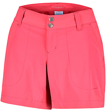 Shorts Extensible Saturday Trail™ Femme Saturday Trail™ Short | 653 | 14, Red Coral, front