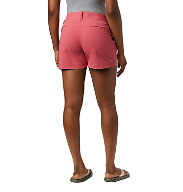 Shorts Extensible Saturday Trail™ Femme Saturday Trail™ Short | 653 | 14, Rouge Pink, back