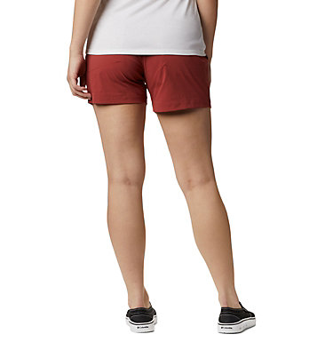 Shorts Extensible Saturday Trail™ Femme Saturday Trail™ Short | 653 | 14, Dusty Crimson, back