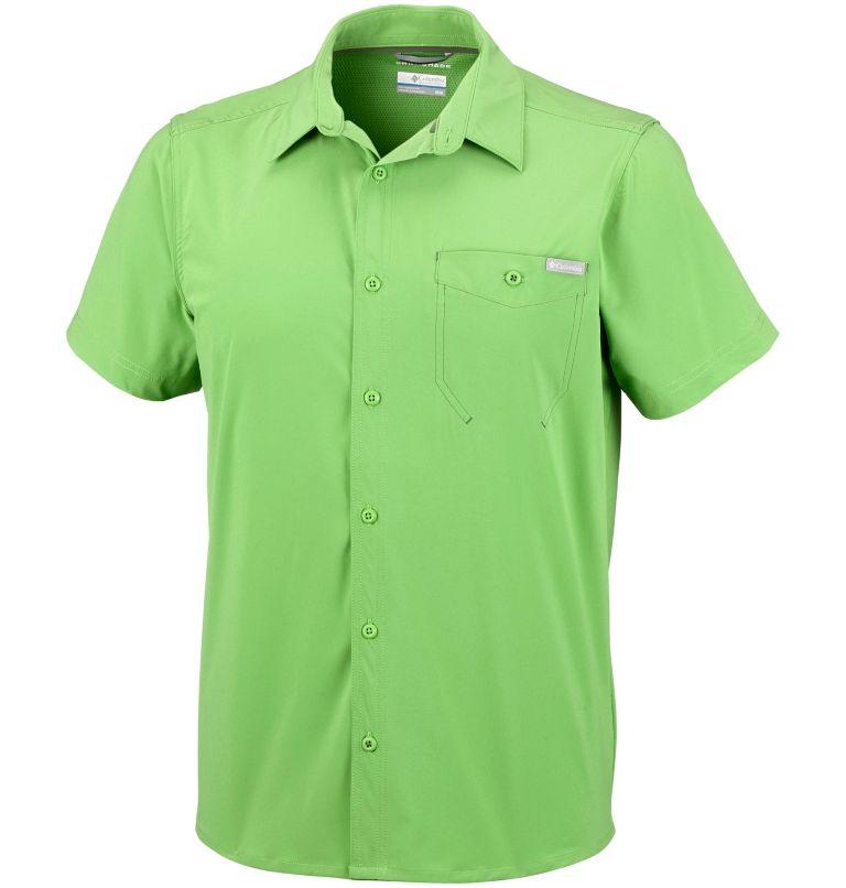 Men's Triple Canyon™ Solid Short Sleeve Shirt Men's Triple Canyon™ Solid Short Sleeve Shirt, back