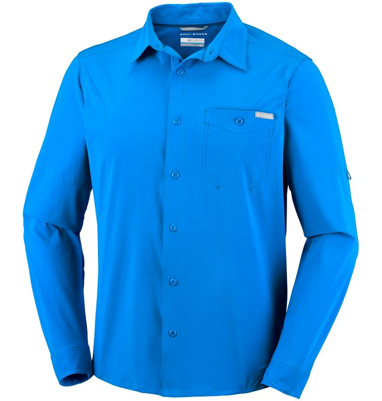 Men's Triple Canyon™ Solid Long Sleeve Shirt Men's Triple Canyon™ Solid Long Sleeve Shirt, front