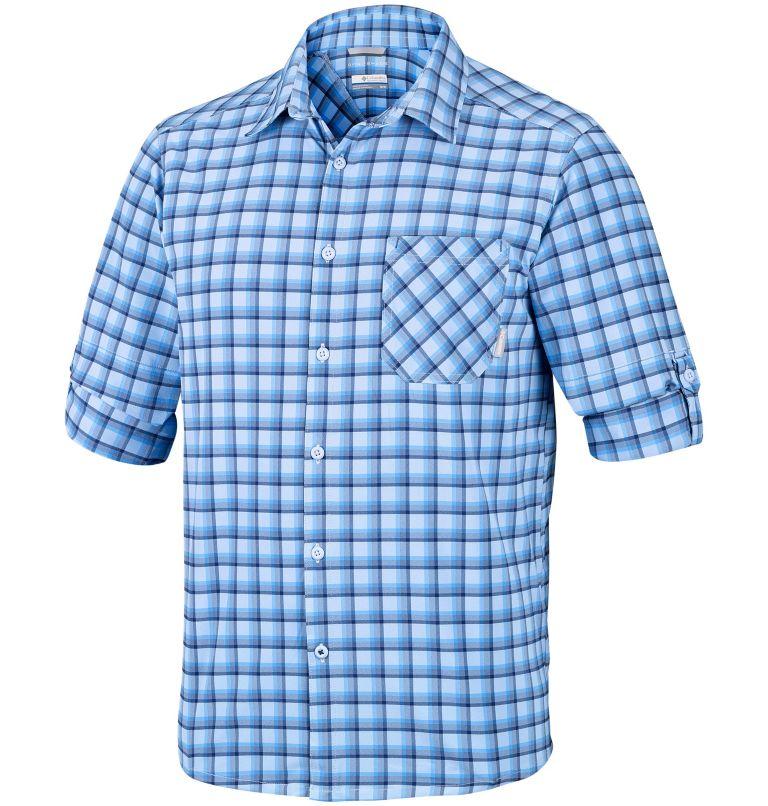 Triple Canyon™ Long Sleeve Shirt | 475 | S Men's Triple Canyon™ Long Sleeve Plaid Shirt, Yacht Plaid, a1