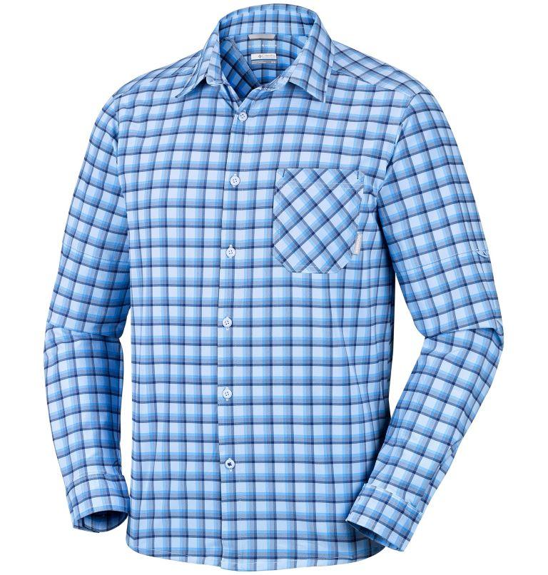 Triple Canyon™ Long Sleeve Shirt | 475 | S Men's Triple Canyon™ Long Sleeve Plaid Shirt, Yacht Plaid, front