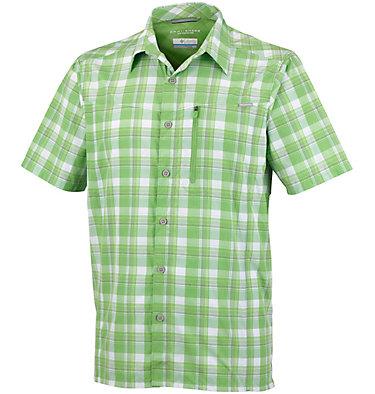 Chemise à carreaux à manches courtes Silver Ridge™ Homme , front