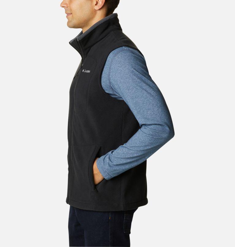 Fast Trek™ Fleece Vest | 010 | M Men's Fast Trek™ Fleece Vest, Black, a1