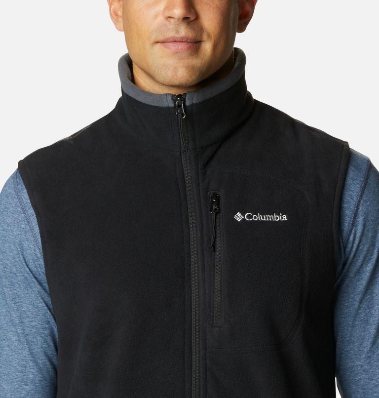 Fast Trek™ Fleece Vest | 010 | M Men's Fast Trek™ Fleece Vest, Black, a2