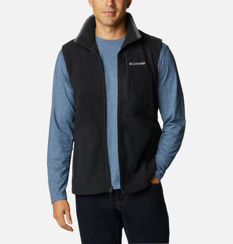 Men's Fast Trek™ Fleece Vest Men's Fast Trek™ Fleece Vest, front