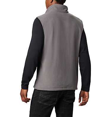 Chaleco polar Fast Trek™ para hombre Fast Trek™ Fleece Vest | 010 | S, City Grey, back