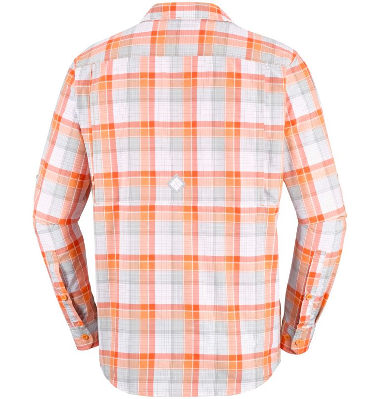 Camisa a cuadros de manga larga Cascades Explorer™ para hombre Camisa a cuadros de manga larga Cascades Explorer™ para hombre, back