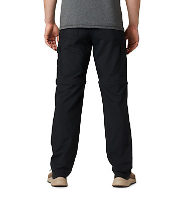 Men's Cascades Explorer™ Convertible Pant Cascades Explorer™ Convertible | 010 | 28, Black, back