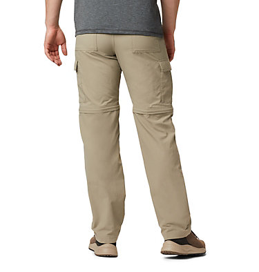 Men's Cascades Explorer™ Convertible Pant Cascades Explorer™ Convertible | 010 | 28, Tusk, back