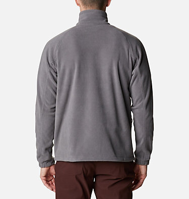 Men's Fast Trek™ II Full Zip Fleece  Fast Trek™ II Full Zip Fleece | 433 | S, City Grey, back