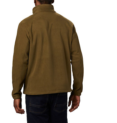 Men's Fast Trek™ II Fleece Jacket Fast Trek™ II Full Zip Fleece | 370 | XS, New Olive, back