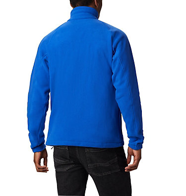 Men's Fast Trek™ II Fleece Jacket Fast Trek™ II Full Zip Fleece | 010 | XS, Azul, Black, back