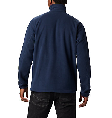 Men's Fast Trek™ II Fleece Jacket Fast Trek™ II Full Zip Fleece | 370 | XS, Collegiate Navy, Collegiate Navy Zip, back