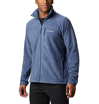 Men's Fast Trek™ II Fleece Jacket Fast Trek™ II Full Zip Fleece | 010 | XS, Dark Mountain, front