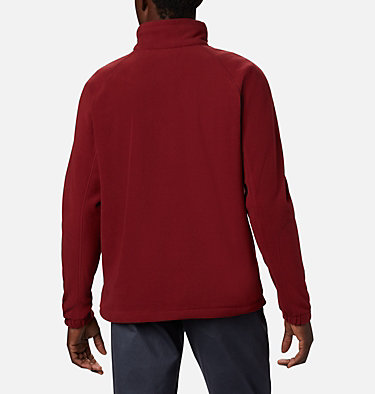 Men's Fast Trek™ II Fleece Jacket Fast Trek™ II Full Zip Fleece | 370 | XS, Red Jasper, back