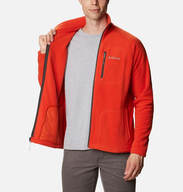 Fast Trek™ II Full Zip Fleece | 846 | XXL Sudadera con cremallera completa Fast Trek™ II para hombre, Bonfire, Shark, a3