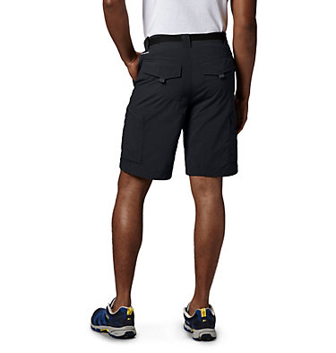 Men's Silver Ridge™ Cargo Shorts Silver Ridge™ Cargo Short | 028 | 30, Black, back