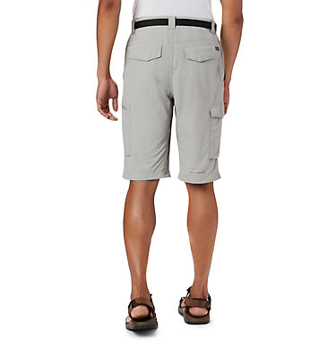Men's Silver Ridge™ Cargo Shorts Silver Ridge™ Cargo Short | 365 | 30, Columbia Grey, back