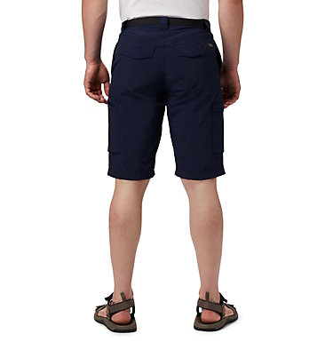 Men's Silver Ridge™ Cargo Shorts Silver Ridge™ Cargo Short | 028 | 30, Collegiate Navy, back