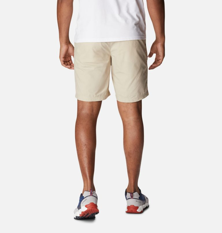 Washed Out™ Short   160   44 Men's Washed Out™ Shorts, Fossil, back