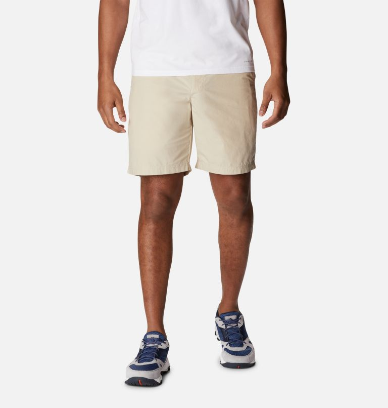 Washed Out™ Short   160   44 Men's Washed Out™ Shorts, Fossil, front