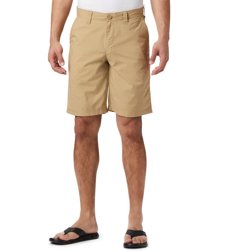 Washed Out™ Short | 243 | 34 Men's Washed Out™ Shorts, Crouton, front