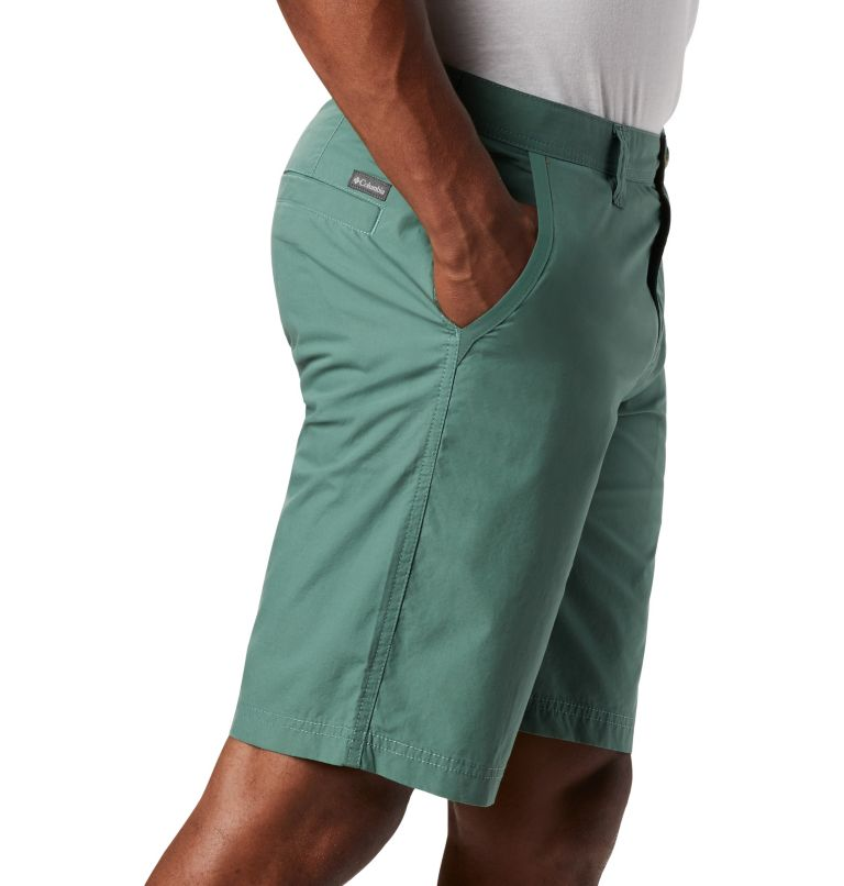 Washed Out™ Short | 369 | 44 Men's Washed Out™ Shorts, Thyme Green, a1