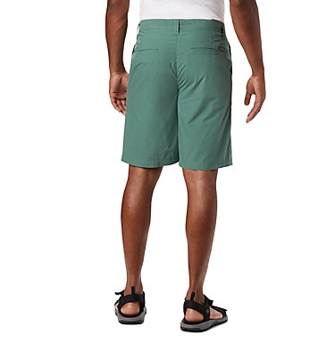 Men's Washed Out™ Shorts Washed Out™ Short | 011 | 28, Thyme Green, back