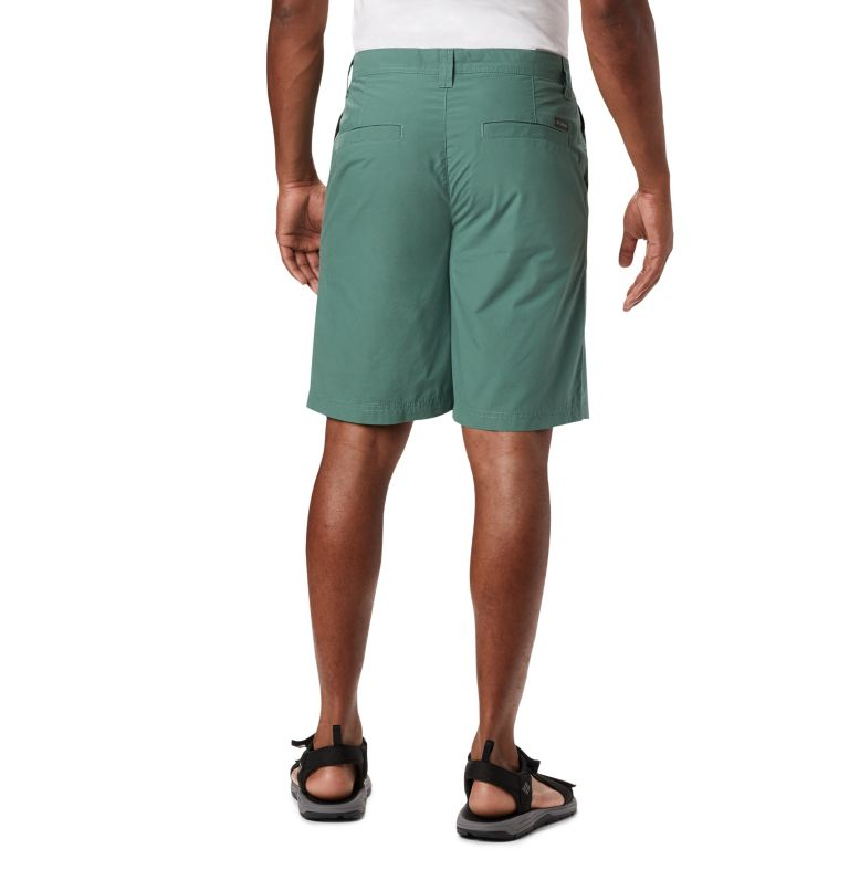 Washed Out™ Short | 369 | 44 Men's Washed Out™ Shorts, Thyme Green, back
