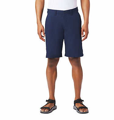 Men's Washed Out™ Shorts Washed Out™ Short | 011 | 28, Collegiate Navy, front